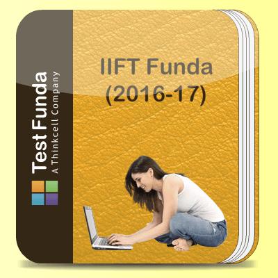 IIFT Funda(2016-17)