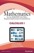 COURSE IN MATHEMATICS CALCULUS 1 JEE/ISEET and OTHERENGG EXAM