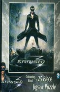 Krrish 3 Colouring + 25 Piece Jigsaw Puzzle 1