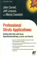 Professional Struts Applications Building Web      Sites With Struts Objectrelationalbridge Lucen