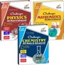 Challenger Physics, Chemistry and Mathematics for JEE Main and Advanced with past 5 years Solved Papers ebook: 12th Edition