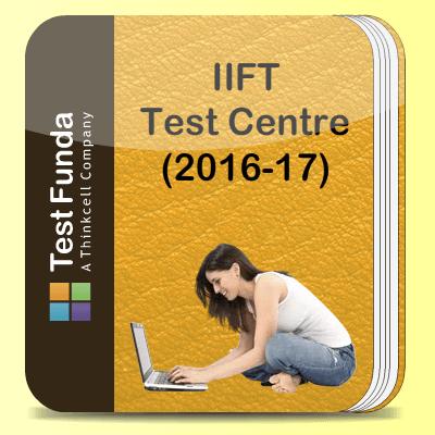 IIFT Test Centre (2016-17)