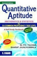 Quantitative Aptitude Mathematics & Statistics For Ca Common Proficiency Test Cpt