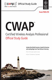 Cwap Certified Wireless Analysis Professional Official Study Guide W/Cd
