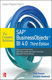 Complete Reference Sap Business Objects Bi 4.0