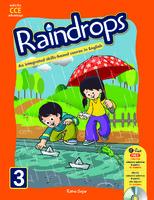 Raindrops English Reader Book 3 (CCE Edition)