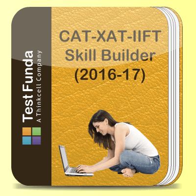 CAT-XAT-IIFT Skill Builder (2016-17)
