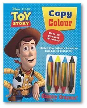 Disney Toy Story - Copy Colour (disney Copy Colour)