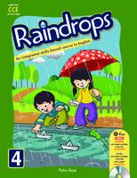 Raindrops English Reader Book 4 (CCE Edition)