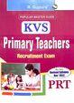 Kvs Primary Teachers Prt Recruitment Exam Paper    : Popular Master Guide Code R-1143