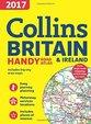 2017 Collins Handy Road Atlas Britain
