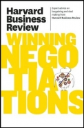 Harvard Business Review : On Winning Negotiations