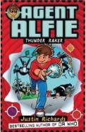 Agent Alfie Thunder Raker