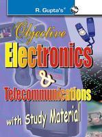 Objective Electronics & Telecommunications With Study Material: Code R-110