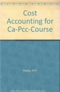 Cost Accounting For Ca Pcc Course
