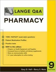 Lange Q & A Pharmacy W/Cd