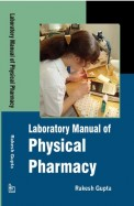 Laboratory Manual Of Physical Pharmacy - Hb