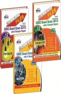 Cbse-board 2015 Success Files Class 12 Physics, Chemistry & Mathematics With 8 Sample Papers (2nd Edition)