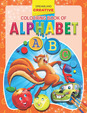 Alphabets:Creative Colouring Book