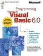 Programming Microsoft Visual Basic 6. 0 [With Cdrom]