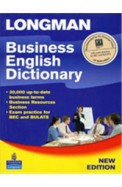 Longman Business English Dictionary W/Cd