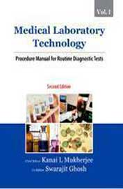 Medical Laboratory Technology Procedure Manual For Routine Diagnostic Tests Vol I