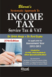 Systematic Approach to Income Tax: Service Tax & VAT 27th Edition