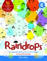 Raindrops English Reader Book 6 (CCE Edition)