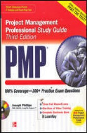 Project Management Professional Study Guide 100% Coverage 300+Practice Exam Question W/Cd