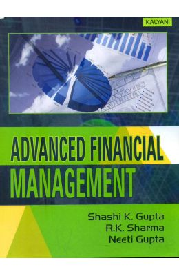 Advanced Financial Management Mcom 1 Sem : Bu