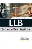 Pearson Guide To The Llb Entrance Exam