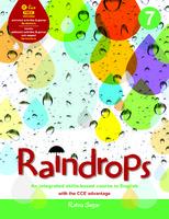 Raindrops English Reader Book 7 (CCE Edition)