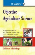 Objective Agriculture Science
