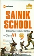 Sainik School Entrance Exam For Class 6 Code : J-105