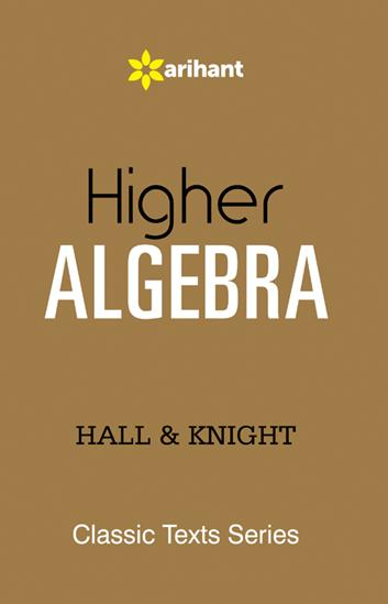 Higher Algebra
