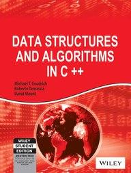 Data Structures & Algorithms In C++