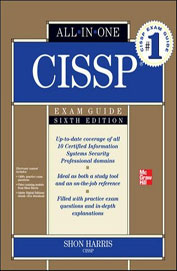 All In One Cissp Exam Guide W/Cd: # 1