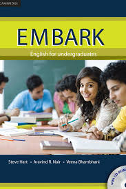 Embark : English For Undergraduates With Cd