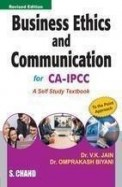 Business Ethics & Communication For Ca-Ipcc