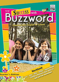 New Success Buzzword Communicative English For Schools Work Book 6