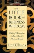 Little Book Of Business Wisdom