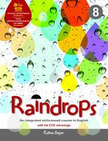 Raindrops English Reader Book 8 (CCE Edition)