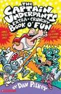 Captain Underpants Extra Crunchy Book O Fun - 3543