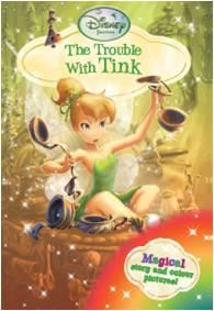 Trouble With Tink (disney Chapter Books)