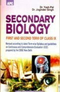 Secondary Biology (First and Second Term of Class IX)