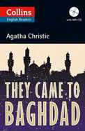 They Came To Baghdad : Collins English Readers W/mp3 Cd