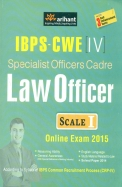 Ibps Cwe 4 Specialist Officers Cadre Law Officer Scale 1 Online Exam 2015 : Code J484