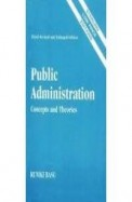 Public Administration Concepts & Theories