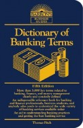 Barrons Dictionary Of Banking Terms
