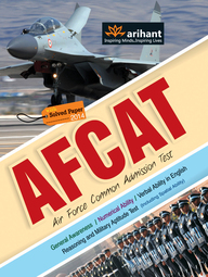 Afcat Air Force Common Admission Test : Code G329